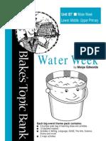 Blake Topic Bank Waterweek