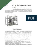 TIPOS DE PASTEURIZACION PROCESAMIENTO NUEVOS.docx