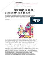 Como a Neurociencia Pode Auxiliar Em Sala de Aulapdf