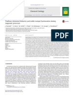 Thallium Elemental Behavior and Stable Isotope Fractionation During Magmatic Processes 17_Prytulak
