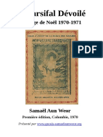 1970 Samael Aun Weor Le Parsifal Dévoilé 1