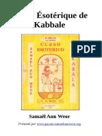 1969-Samael-Aun-Weor-Cours-Ésotérique-de-Kabbale
