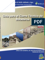 Guía para el Cierre Técnico de Botaderos.pdf