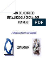 PDF 709 Informe Quincenal Mineria Destinos de Las Exportaciones Mineras