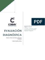 Evaluación Diagnóstica Páginas 71, 72, 73