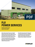Fiji Power Service