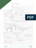 Ejercicios Polarizacion de Transistores