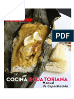 Cocina Ecuatoriana Lunes a Viernes 2019