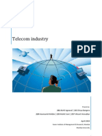 Telecom Industry Analysis