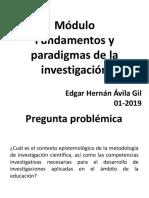 01 Fundamentos y Paradigmas 01-2019 - Socorro