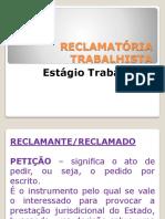 2ª RECLAMATÓRIA TRABALHISTA