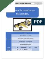 Lab 8, Sistema de Monitoreo Messenger, Luis Angel Huirse Paccori