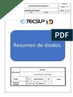 resumen diodos