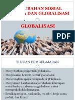 ppt globalisasi