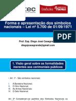 Aula 3 - Formas e apresentação dos símbolos nacionais.pptx