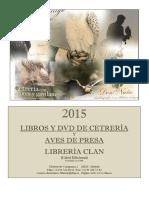 Bibliografía Cetrería
