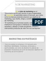 Tipos de Estrategia marketing