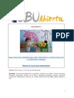 Guía Didáctica Terapia Ocupacional en La Infancia. 6ª Edición. 2019
