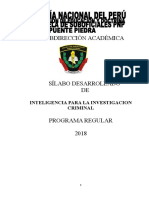 SILABO INTELIGENCIA