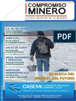 Compromiso Minero Julio 2011 Baja