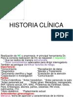 Historia Ginecológica y Ética
