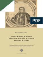 António de Sousa de Macedo. Diplomata, Conselheiro da Fazenda, Secretário de Estado.pdf
