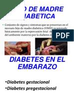 HIJO DE MADRE Diabetica.ppt
