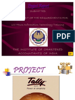 Tally Project