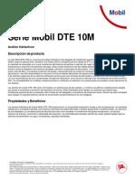 Mobil Delvac DTE Serie 10