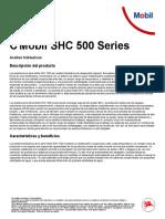 Mobil SHC Serie 500