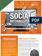 Social Media Mythbusting