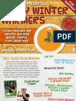 The Juice Master Juicy Winter Warmer Recipes AU 2014 - Jason Vale