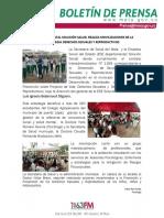 Boletín Puerto Lopez