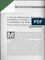 A sociedade em Rede - Maniel Castells.PDF