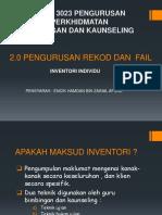 Inventori individu - pembentangan.pptx