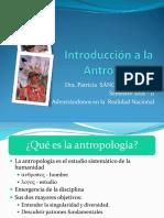 1. antropología