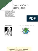 Globalización y Geopolítica