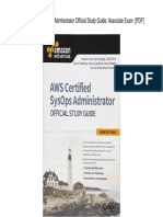 AWS Certified SysOp Administrator Guide