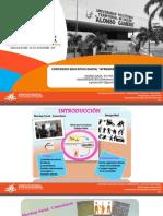 """Contenido Educativo Digital """"Aprendiendo a vivir en comunidad"""""""