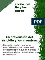 La Prevencion Maestros