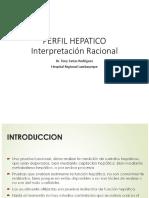 3°PRÁCTICA - 1°PARCIAL - Perfil hepático practica 2