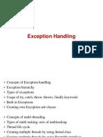 Exception Handling, basics of multi-threaded programs.ppt