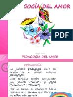 Pedagogia Del Amor1