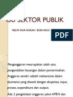 Ppt Isu Sektor Publik