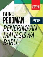 Buku Pedoman Pmb Farmasi