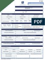 formulario ip