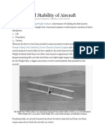 Control and Stability of Aircraft.docx