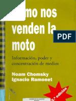 Chomsky Noam - Como Nos Venden La Moto