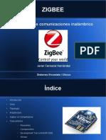 Zigbee Presentacion Final Javier Carrascal