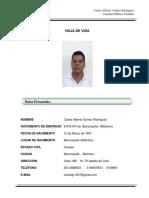 hoja de vida Carlos Gomez.docx